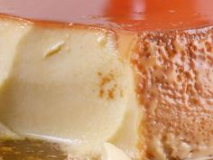 Agujeritos con flan Chefs, Panna Cotta, Cheesecake, Pudding, Sweet, Ethnic Recipes, Desserts, Food, Tie