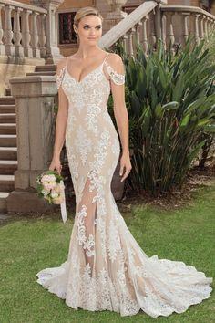 15e7b3ef35d Wedding Dress out of Casablanca Bridal - 2324 Zola