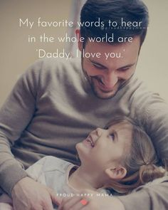 Daddy Daughter Pictures, Father Daughter Love Quotes, Best Fathers Day Quotes, Papa Quotes, Love My Kids Quotes, Proud Of My Daughter, Mom And Dad Quotes, My Children Quotes, Father Quotes