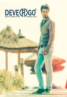 Devergo S/S 2013 Men Looks, Blue Jeans, Perspective, Men's Fashion, Pants, Shirts, Style, Moda Masculina, Fashion For Men