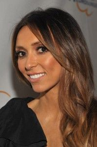 Giuliana rancic loose bun giuliana rancic doe eyes and brown giuliana rancic hair color pmusecretfo Gallery