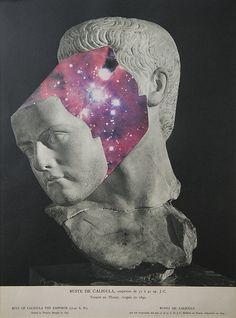 Steven Quinn: The Romans 4 Jenny Joseph, Romans 4, Unusual Presents, Portraits, Retro, Home Art, Contemporary Art, Unique Gifts, Animation