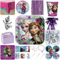 Frozen party giveaway