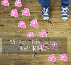 WIN EASTER PRIZE PACKAGE WORTH $10-$120