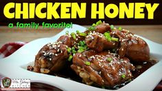 CHICKEN HONEY (Mrs.Galang's Kitchen S6 Ep4)