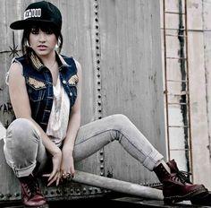 Hip Hop fashion Studded Vest