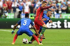 Cristiano Ronaldo ficou em 'branco' na final por causa de uma lesão