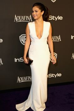 Celebrity Dresses, Celebrity Style, Celebrity Gossip, Golden Globes After Party, Evening Dresses, Prom Dresses, Graduation Dresses, Selena Gomez Style, Selena Gomez Gown