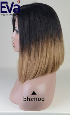 I LOVE THIS #OMBRE #BOB UNIT, DO YOU LOVE IT? CHECK IT AT EVAWIGS.COM http://bit.ly/1q5Qmvp