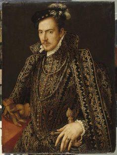 Hercule François, duc d'Alençon.  Need further data.