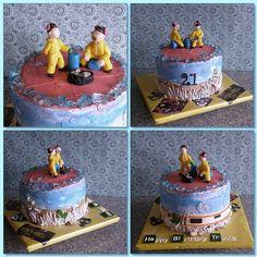Breaking Bad Birthday Cake, via Flickr.