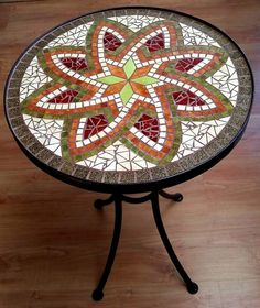 Best 12 Lazy Susan by me – SkillOfKing. Mosaic Pots, Mosaic Wall, Mosaic Glass, Mosaic Tiles, Mosaic Mirrors, Mosaic Outdoor Table, Mosaic Coffee Table, Mosaic Designs, Mosaic Patterns