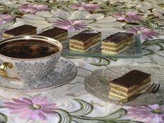 Gerlachovské rezy Chocolate Fondue, Tiramisu, Ethnic Recipes, Desserts, Food, Basket, Meal, Deserts, Essen