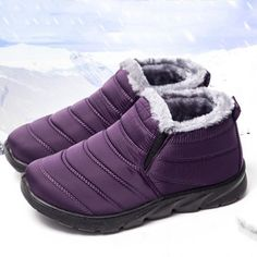 new style c7d50 0cd67 Women Snow Shoes Waterproof Keep Warm Comfy Ankle Boots - Banggood Mobile