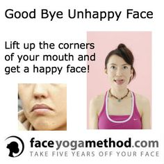 Good Bye Unhappy Face