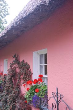 Golden Vale house, Bunratty Folk Park