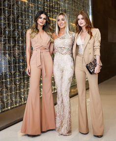 Best Cute Outfits Part 6 Classy Outfits, Fall Outfits, Cute Outfits, Casual Outfits, Wedding Pantsuit, Wedding Dresses, Oscar Dresses, Mode Chic, Elegant Outfit