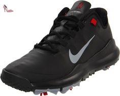 quality design c646c 8afc4 Chausure Nike Golf Homme TW 13 - Noir Stealth Varsity Rouge - 42.5 -  Chaussures nike ( Partner-Link) · Nike Golf MenNike MenNew GolfDiscount ...