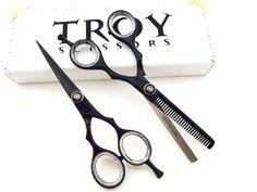 Professional Salon Hair Cutting+Thinning Scissors Barber Shears Hairdressing Set | Health & Beauty, Salon & Spa Equipment, Scissors & Shears | eBay!