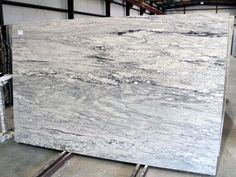 Pretoria White Granite Slab 20: