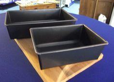 Blue steel tin #Bakeware |OrcaCool