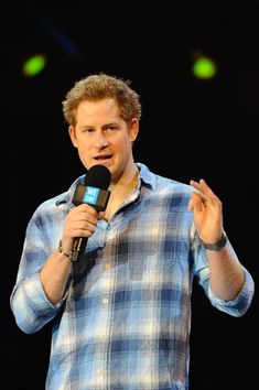 Prince Harry attends as Free The Children hosts debut UK global youth empowerment event, We Day at Wembley Arena on March 7, 2014 in London, England.