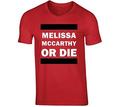Melissa McCarthy Funny Comedian Comedy Player or Die Funny VNeck T shirt 2XL Red ** Click image for more details. Funny V, Funny Comedians, Melissa Mccarthy, Special Deals, Fashion Brands, Casual Dresses, Wish, V Neck T Shirt, Comedy
