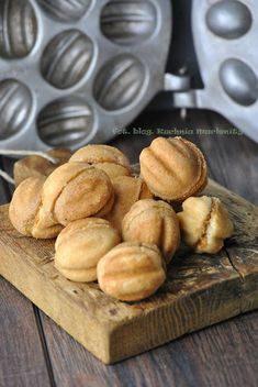 Tasty, Yummy Food, French Toast, Bread, Cookies, Breakfast, Christmas, Walnut Cookies, Dinner
