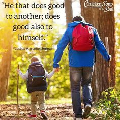 Doing good for others is good for you too!