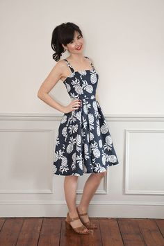 Yay! The Rosie Dress Sewing Pattern is Here! (SewOverIt)