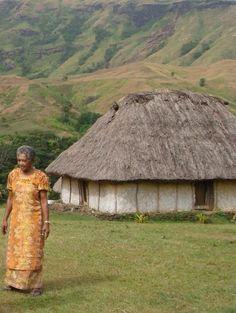 Navala Village (Nadi, Fiji).