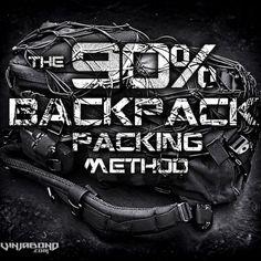 Backpack Packing Hacks /// VINJABOND