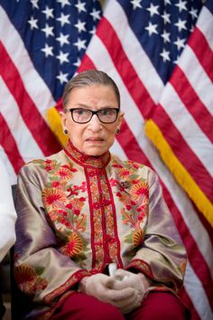 Before her tenure as Supreme Court justice, Ruth Bader Ginsburg co-founded the Women's Rights Law Reporter in the first U. law journal to focus exclusively on women's rights. Famous Celebrities, Famous Women, Famous People, Famous Feminists, Feminist Icons, Gloria Steinem, Ruth Bader Ginsburg, Power To The People, Women In History