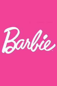 Barbie Logo iPod Touch Wallpaper