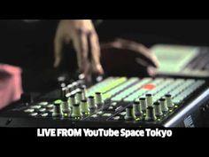 RBMA Tokyo 2014: Daisuke Tanabe Live Stream - YouTube