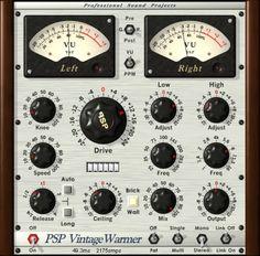 PSP Vintage Warmer 2, PSP Vintage Warmer 2 plugin, buy PSP Vintage Warmer 2, download PSP Vintage Warmer 2 trial, PSP Audioware PSP Vintage Warmer 2