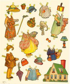 Paper Dolls~PaperDoll Playmates - Bonnie Jones - Picasa Web Albums