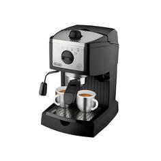 DeLonghi Pump Espresso Maker, Black
