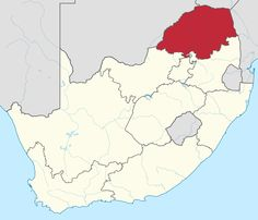 Map showing the location of Gauteng in the north-central part of South Africa. 630 police officers from Gauteng Province were arrested in most for fraud and corruption, but also for rape and murder South African Tribes, South Africa Wildlife, Art Rupestre, List Of Birds, Site Archéologique, Kwazulu Natal, Port Elizabeth, African Countries, Location Map