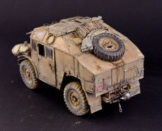 Quad, Model Tanks, Military Diorama, Tamiya, Scale Models, Monster Trucks, Africa, Lost, Ww2