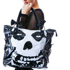 Misfits Handbag Tote-inkedshop.com