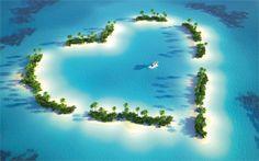 Tahiti, yes please...