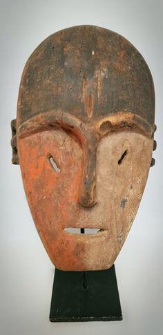 African mask - JONGA - DR Congo