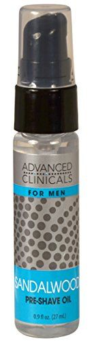 Advanced Clinicals Mens Preshave oil Ultimate lubrication with tea tree oil sandalwood and lavender oil 9oz ** ** AMAZON BEST BUY ** #OrganicTeaTreeOil Organic Tea Tree Oil, Pre Shave, Cool Things To Buy, Good Things, Lavender Oil, Shaving, Clinic, Amazon, Cool Stuff To Buy
