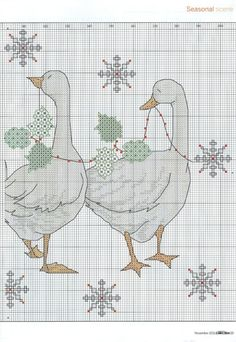 Gallery.ru / Фото #15 - Cross Stitch Collection 202 ноябрь 2011 - tymannost