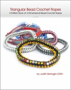 I'm proud to say I helped to edit this masterpiece by the all time bead crochet goddess, Ms. Judith Bertoglio-Giffen.