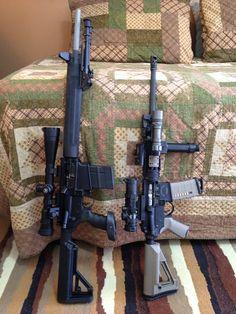 Rock River Arms LAR-8 & LAR-15