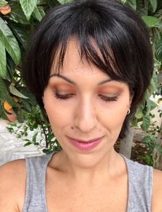Wearing the Too Faced Natural Love Eyeshadow Palette for Summer 2017