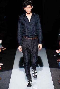 Vivienne Westwood menswear spring/summer 2015