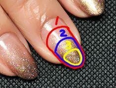 OMG- fantastic gelish gradient tutorial!